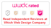 Reviewed at Which Web Design Company