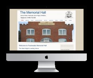 Memorial Hall iMac