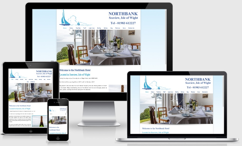 Website Design Service For Hotels