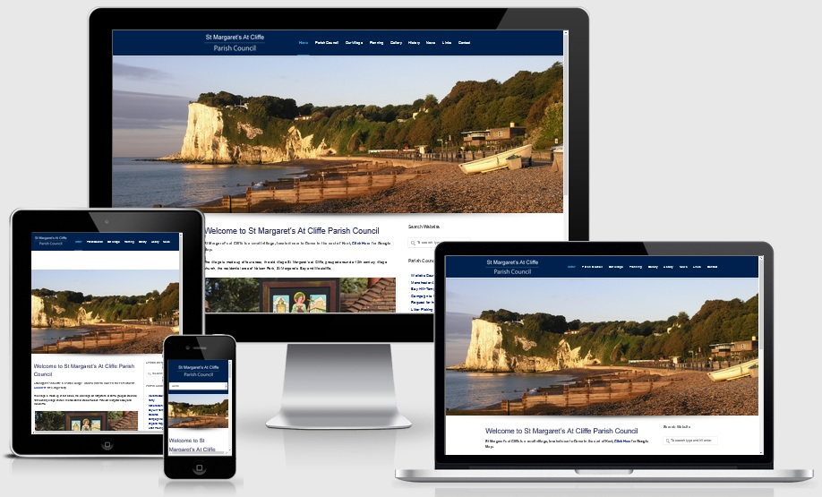 Website Design Services for Parish and Town Councils