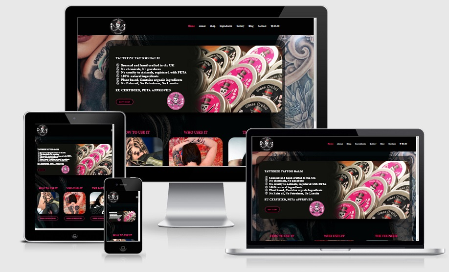 Mobile Responsive Website Designers