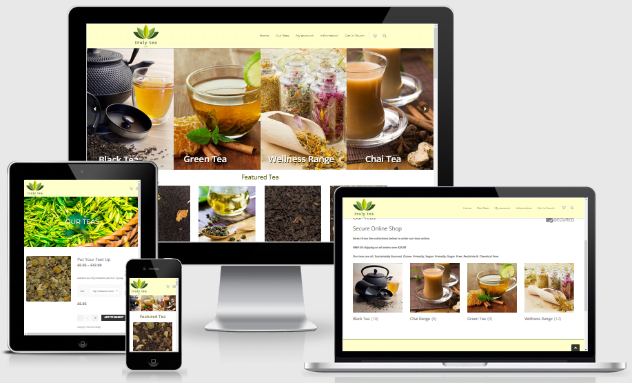Website Design Services Isle of Wight